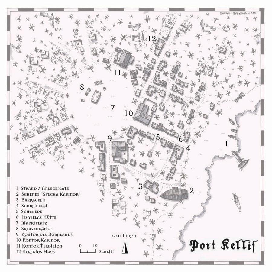 Dsa Karte Bornland.Port Kellis Wiki Aventurica Das Dsa Fanprojekt